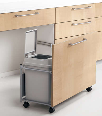 キッチン ボード ゴミ箱